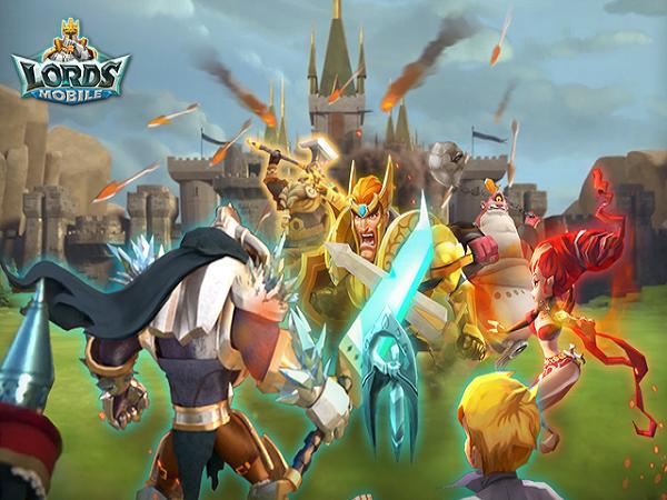 Tham gia game Android này, bạn sẽ được khám phá vùng đất ma thuật.