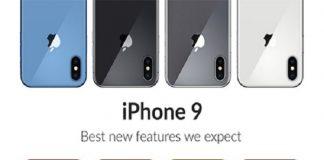 Mẫu iphone 9