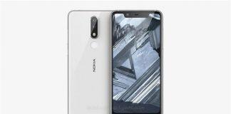 Render Nokia X5 rò rỉ trên mạng