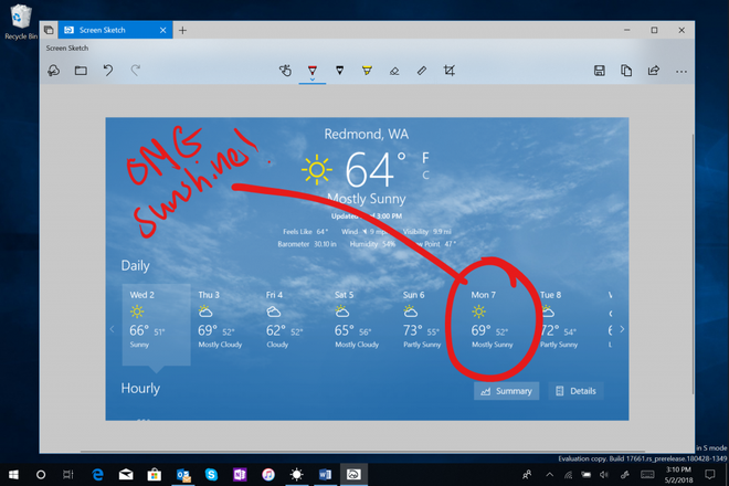 Phần mềm windown 10