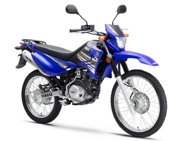 Xe moto Yamaha XTZ 125