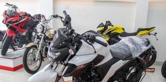 Xe moto Yamaha FZ25 2017