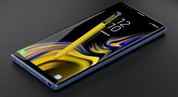 Ra mắt Galaxy Note9