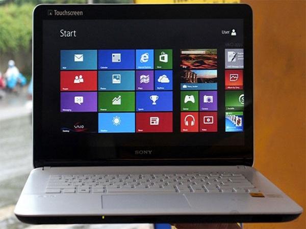 Laptop chơi game giá rẻ Sony Vaio Fit SVF14217SG