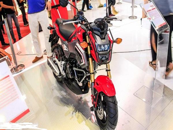 Những chiếc xe moto giá rẻ dưới 50 triệu