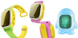 Chiếc đồng hồ thông minh cho trẻ em