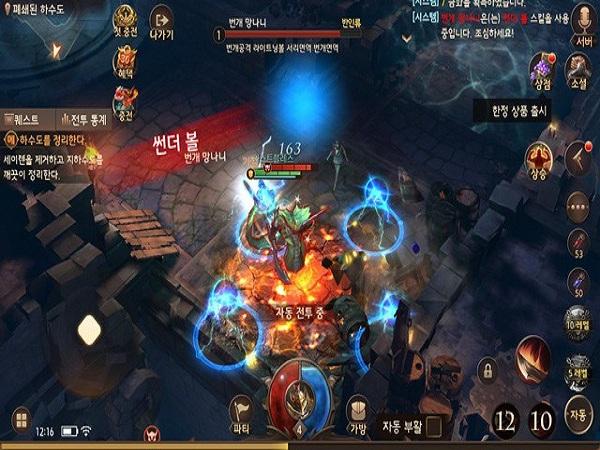 Tựa game mobile lấy được thành công