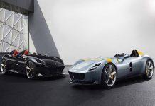 Ferrari ra mắt Monza SP1 và Monza SP2