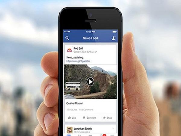 Cách khắc phục không xem được video trên facebook