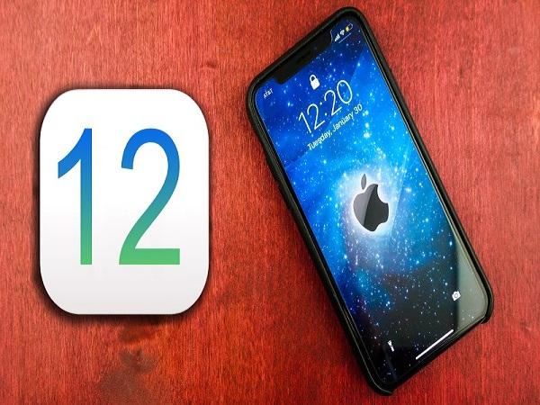 iOS 12 chính thức