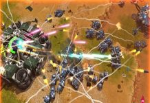 game chiến tranh