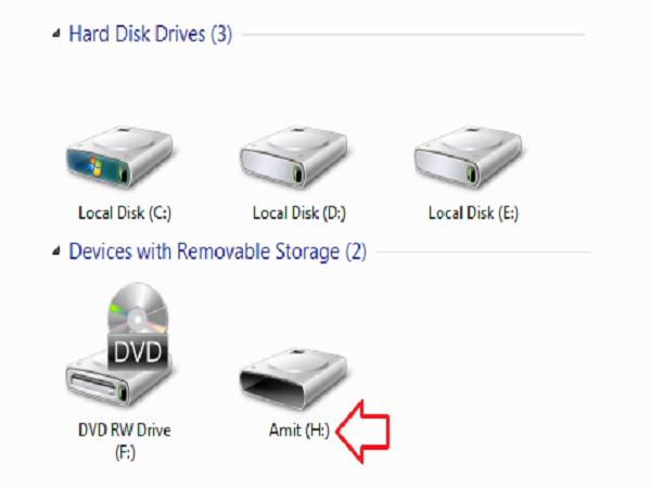 khắc phục lỗi USB không format được