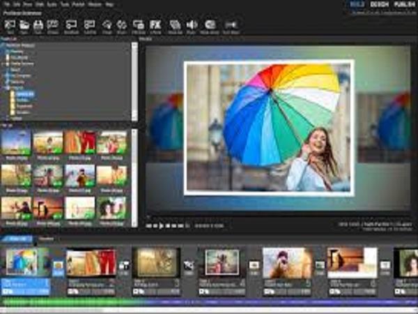 Cách chèn nhạc vào video bằng phần mềm Proshow Producer