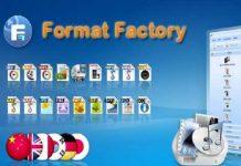 Cách chèn nhạc vào video bằng Format Factory