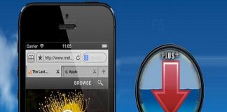 Cách tải video về iphone bằng app Free Video Downloader Plus