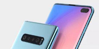 tính năng mới nổi bật trên chiếc điện thoại Galaxy S10