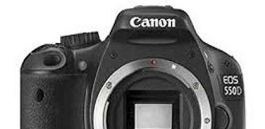 Đánh giá máy ảnh Canon 550D phù hợp với mọi người