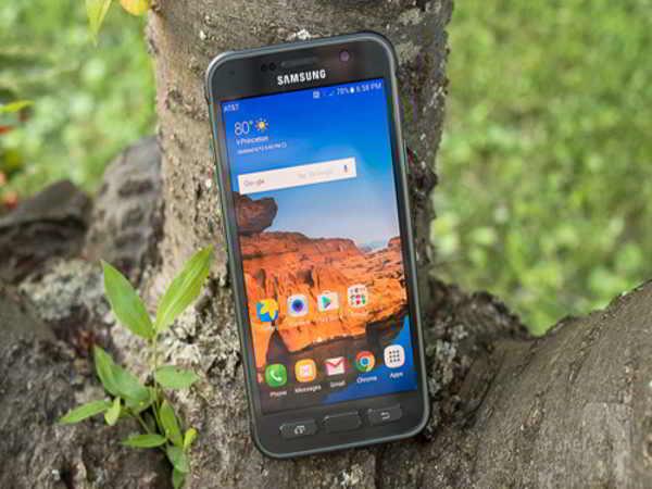 Đánh giá chi tiết điện thoại Galaxy S7 Active