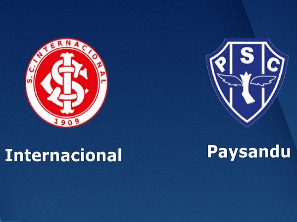 Nhận định Internacional vs Paysandu, 6h00 ngày 24/05