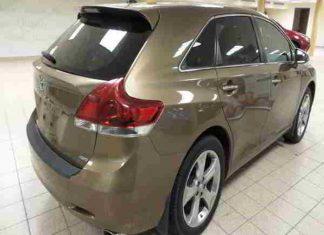 Xe nhập khẩu Toyota Venza - Hàng hiếm tại Việt Nam