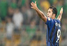 Cựu sao Inter Milan có khả năng trở về Serie A