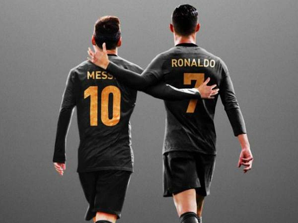 Ronaldo và Messi có thể làm đồng đội ở đội bóng của Beckham