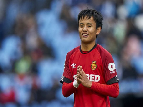 Takefusa Kubo đắt giá hơn Bale