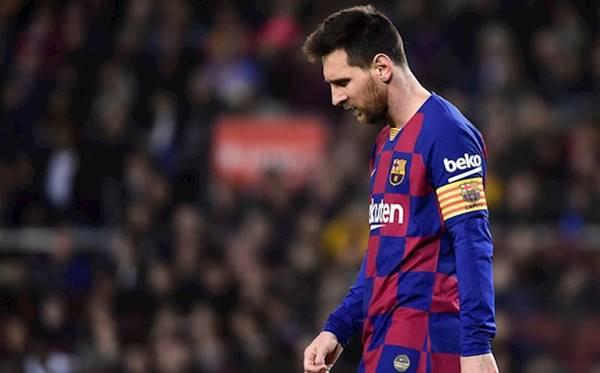 Messi có thể bị phạt nếu tiếp tục chống đối Barca