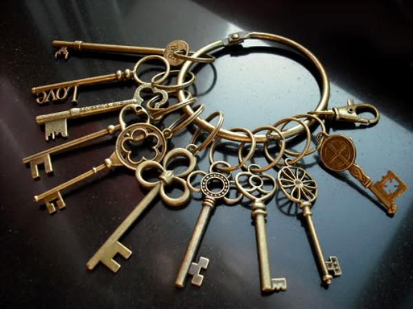 Mơ thấy chìa khóa là điềm báo lành hay dữ?