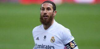 Chuyển nhượng 27/2: Ramos sắp gia hạn với Real