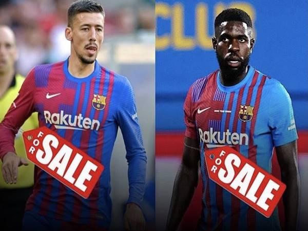 Chuyển nhượng ngày 11/10: Barcelona muốn bán cả Lenglet lẫn Umtiti